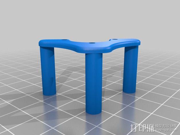 水离心泵 3D模型  图6