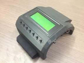 IPSC计时器 外壳 3D模型