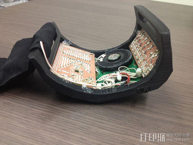 IPSC计时器 外壳 3D模型  图6