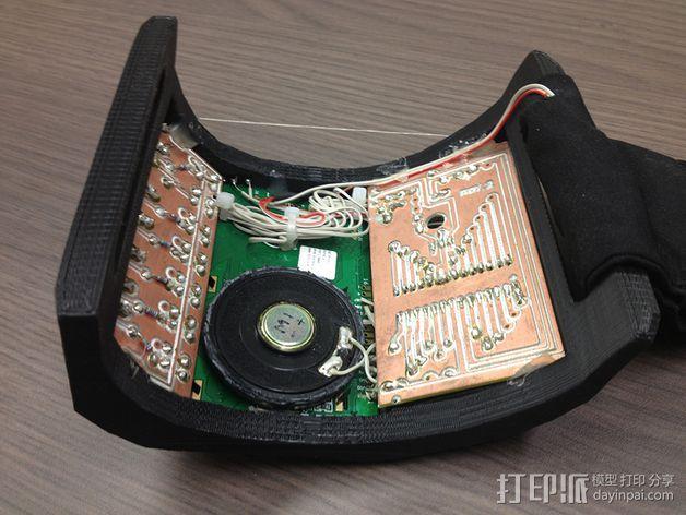 IPSC计时器 外壳 3D模型  图8