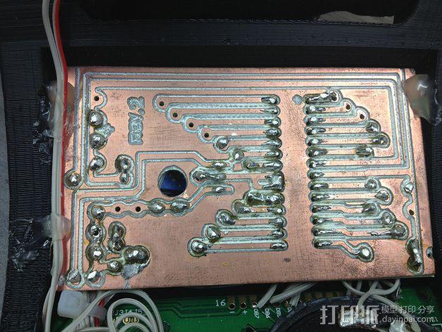 IPSC计时器 外壳 3D模型  图10