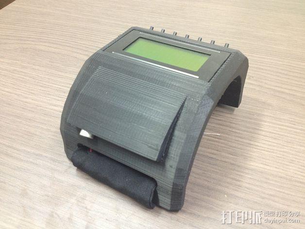 IPSC计时器 外壳 3D模型  图12