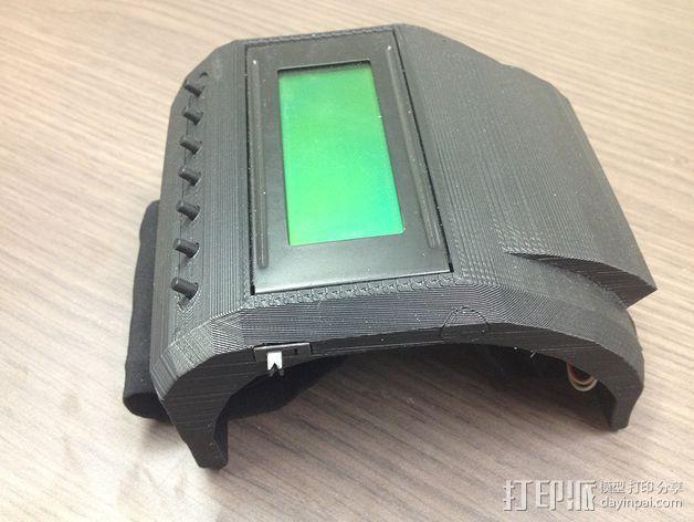 IPSC计时器 外壳 3D模型  图14