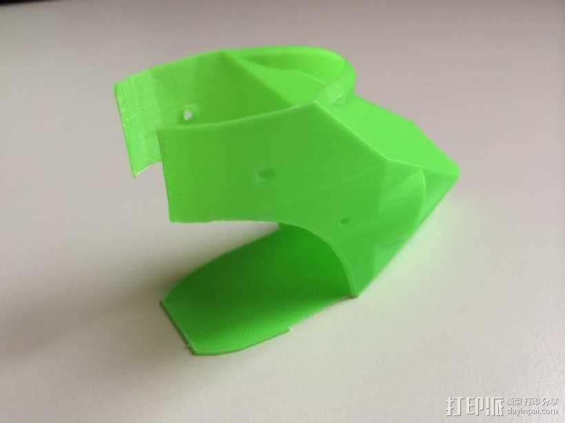 NanoCPX遥控飞机 飞机座舱罩 3D模型  图12