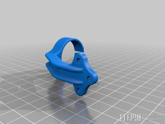 Mobius相机常平架 3D模型  图5