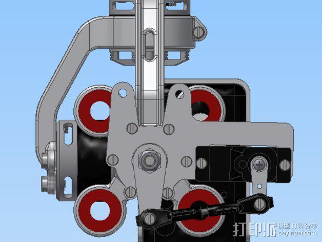 Mobius相机常平架 3D模型  图8