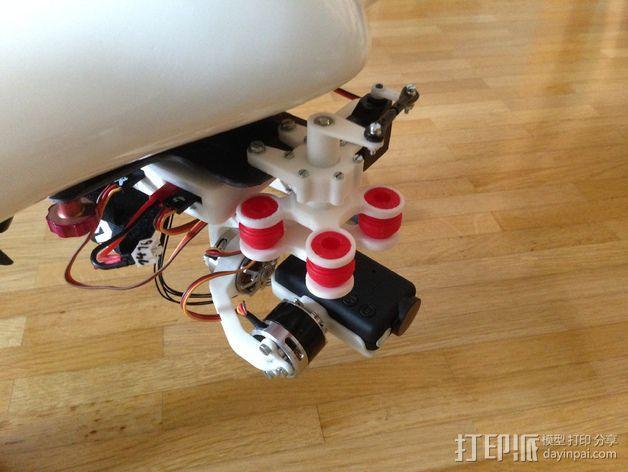 Mobius相机常平架 3D模型  图12