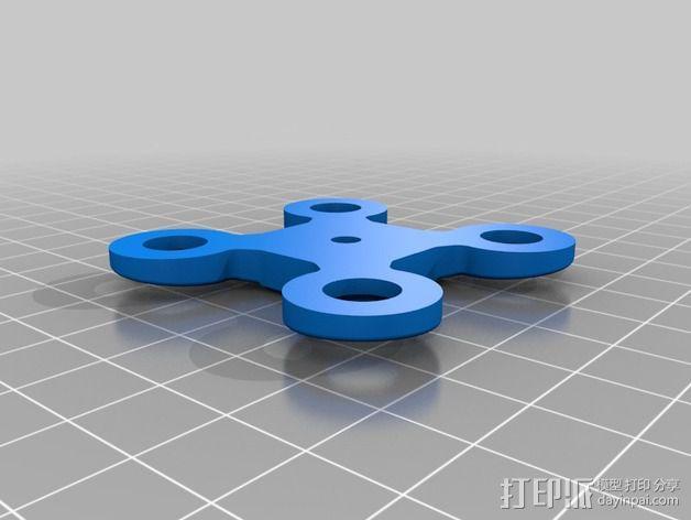 Mobius相机常平架 3D模型  图13