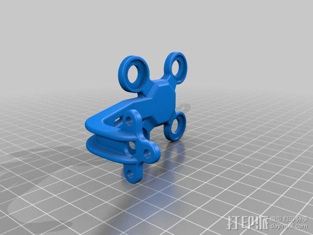 Mobius相机常平架 3D模型  图14