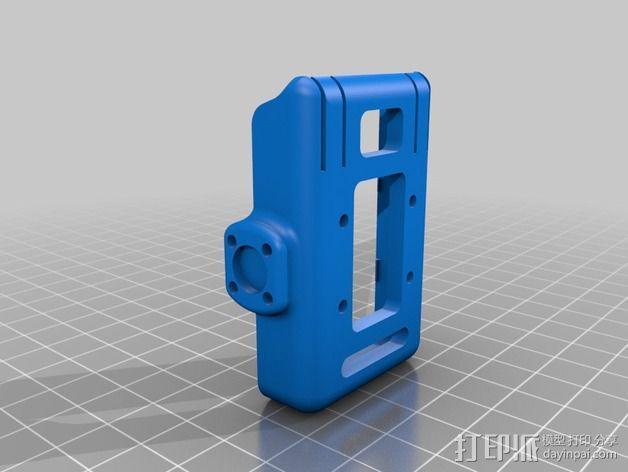 Mobius相机常平架 3D模型  图16
