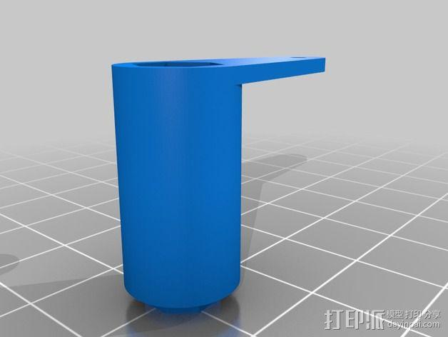 Mobius相机常平架 3D模型  图17