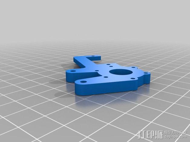 Mobius相机常平架 3D模型  图18
