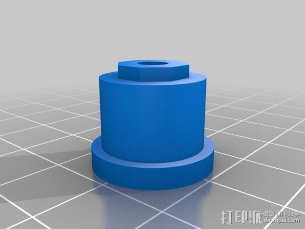 Mobius相机常平架 3D模型  图19