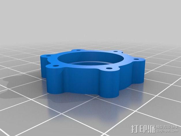 Mobius相机常平架 3D模型  图20