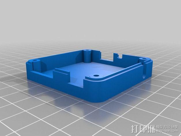 Mobius相机常平架 3D模型  图21