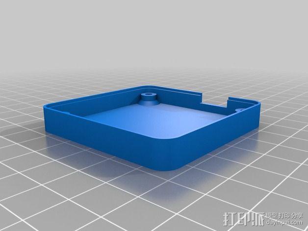 Mobius相机常平架 3D模型  图22