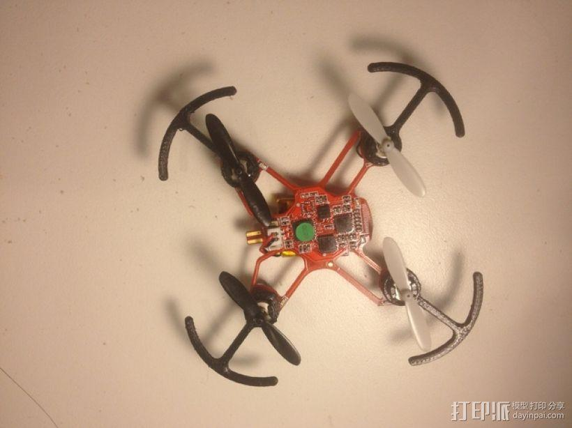 四轴飞行器螺旋桨 3D模型  图3