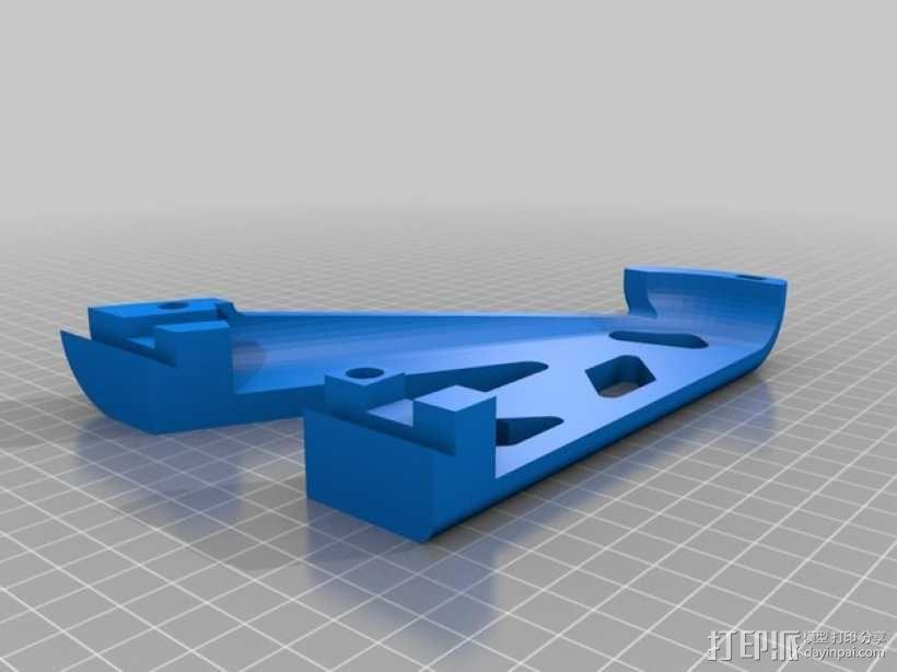 潜水服 衣架 3D模型  图6