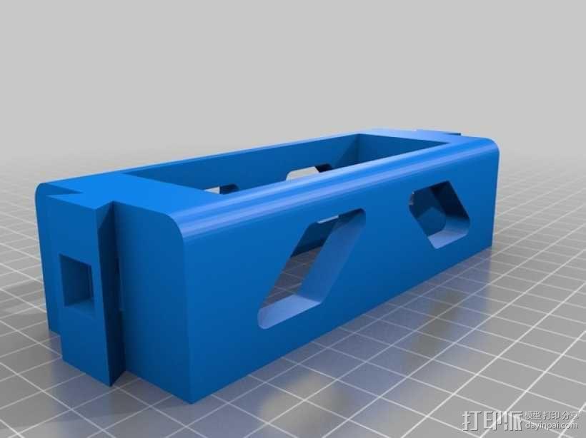 潜水服 衣架 3D模型  图8