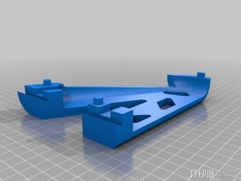 潜水服 衣架 3D模型  图9