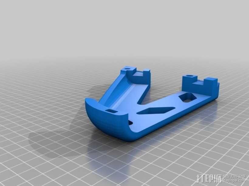 潜水服 衣架 3D模型  图11