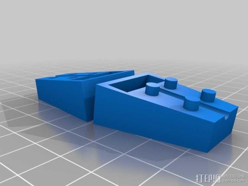 潜水服 衣架 3D模型  图12