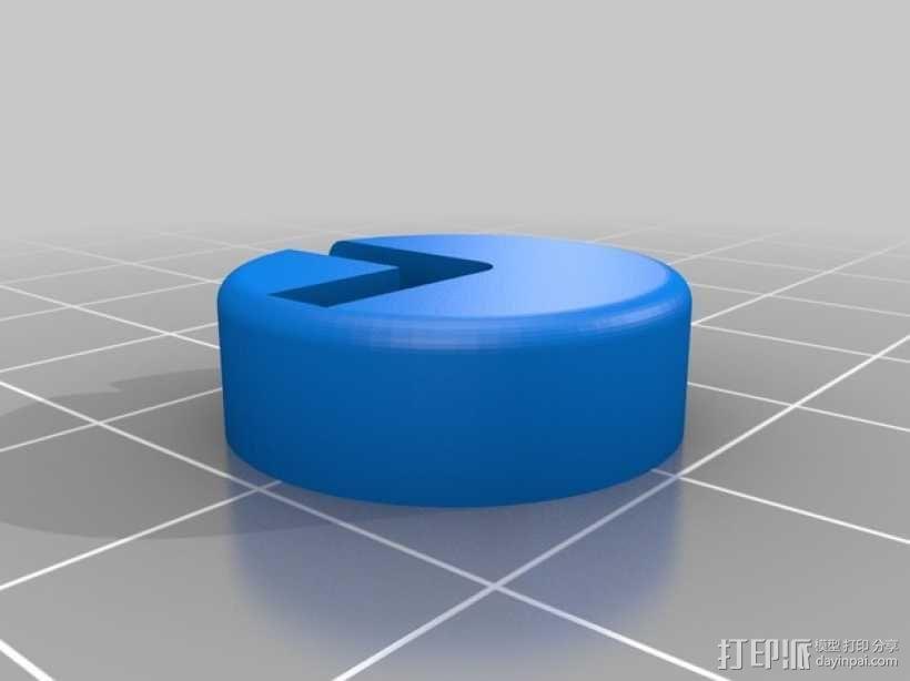 潜水服 衣架 3D模型  图13