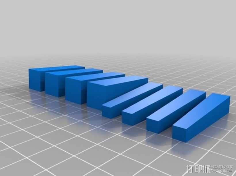 潜水服 衣架 3D模型  图14