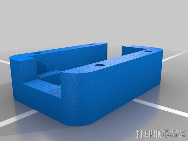 3DR遥测模块 外壳 3D模型  图7