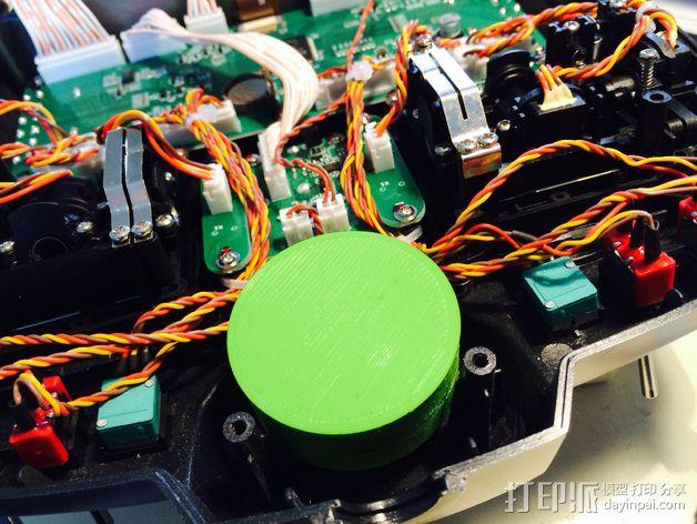 X9D扬声器附件 3D模型  图4