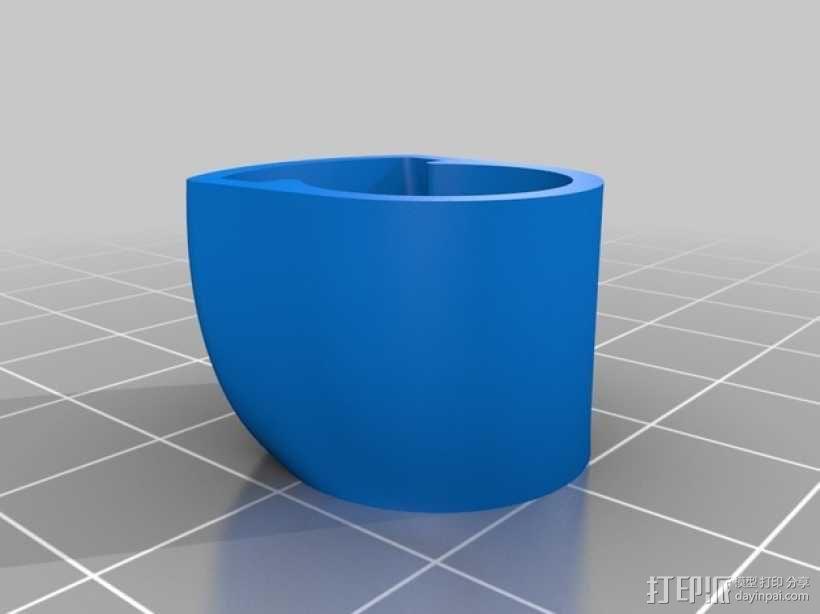 钓鱼杆 3D模型  图3