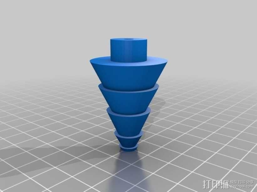 电解设备  3D模型  图4