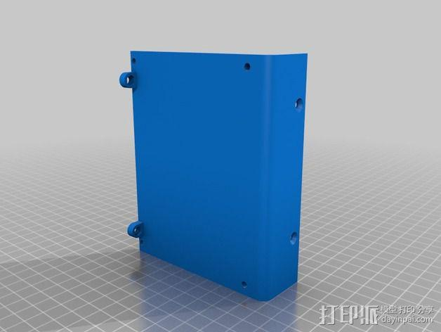 Shruthi-1合成器外壳 3D模型  图4