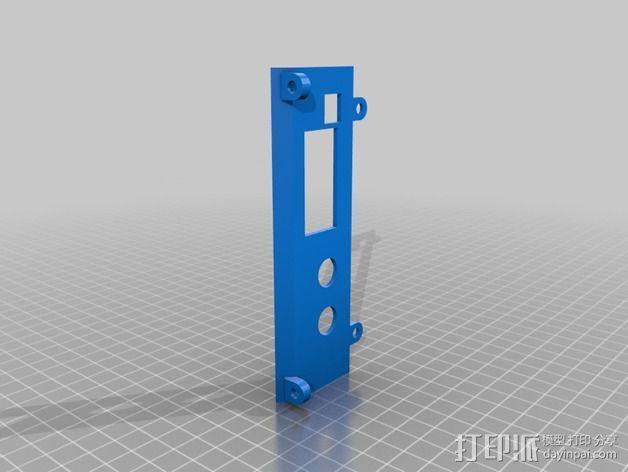 Shruthi-1合成器外壳 3D模型  图7