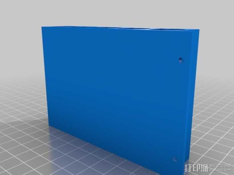 电阻分配器 3D模型  图7