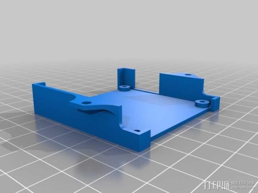 Formula 550 四轴飞行器 3D模型  图16