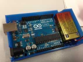 Arduino UNO电路板外壳 3D模型