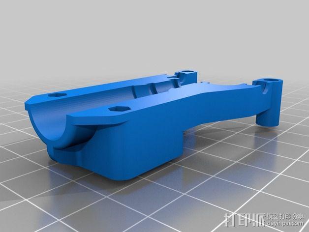 开源遥控直升机  3D模型  图3