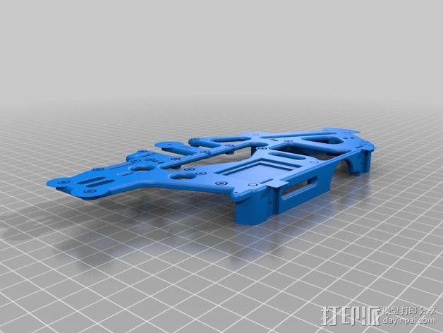 开源遥控直升机  3D模型  图10