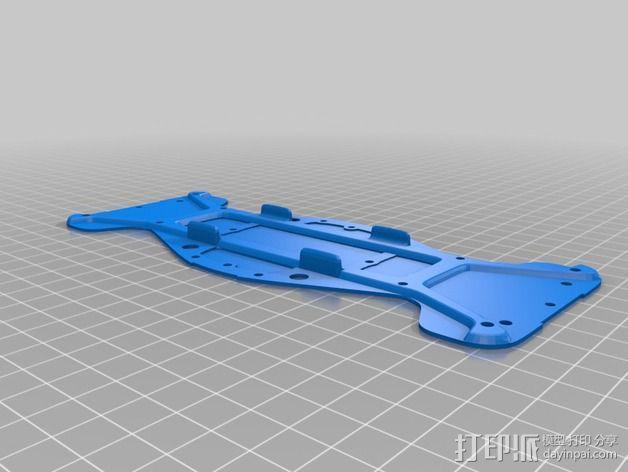 四轴飞行器 飞行控制器 3D模型  图9