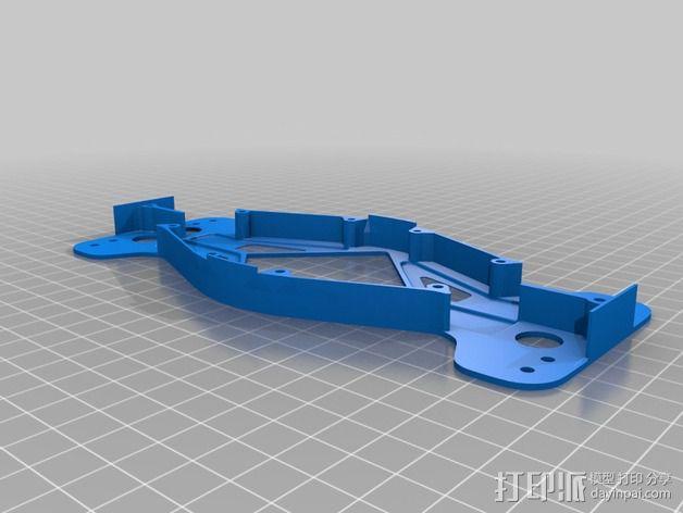 四轴飞行器 飞行控制器 3D模型  图8
