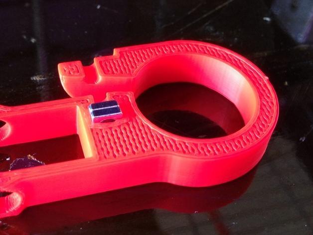 3D打印自行车刹 3D模型  图3