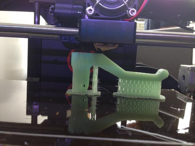 3D打印自行车刹 3D模型  图2