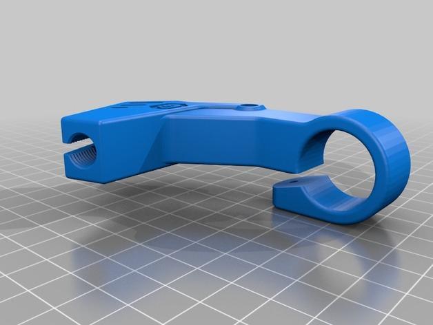 3D打印自行车刹 3D模型  图5