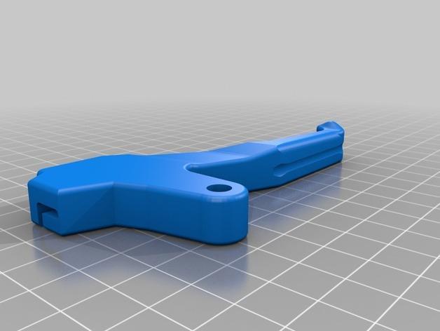 3D打印自行车刹 3D模型  图7