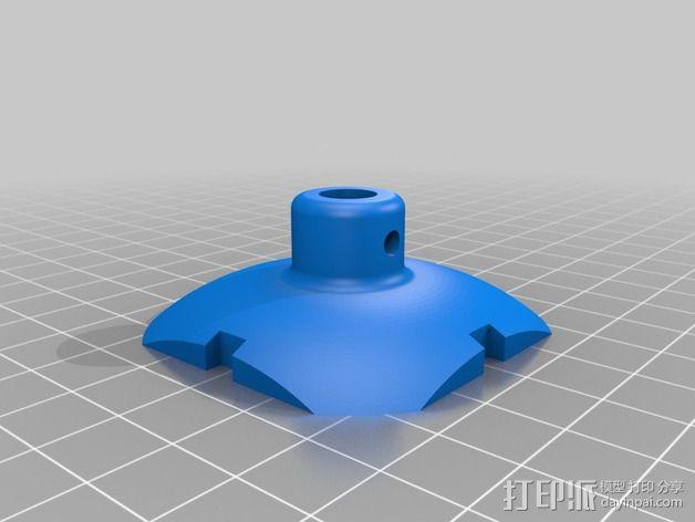 四轴飞行器 3D模型  图16