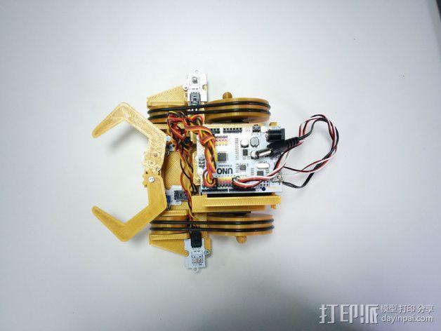 PrintBot防昆虫机器人 3D模型  图2