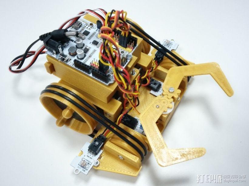 PrintBot防昆虫机器人 3D模型  图1