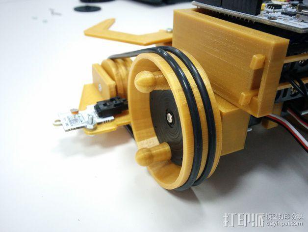 PrintBot防昆虫机器人 3D模型  图5