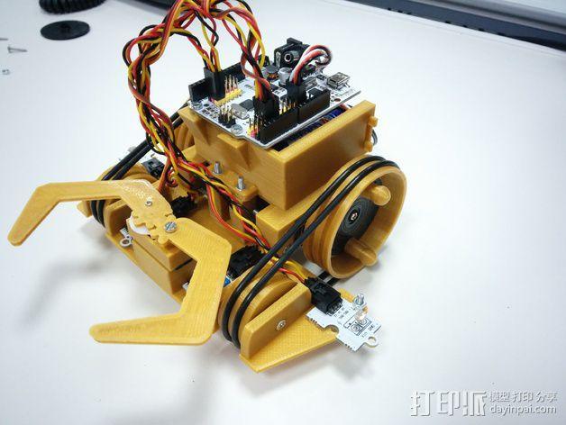 PrintBot防昆虫机器人 3D模型  图3
